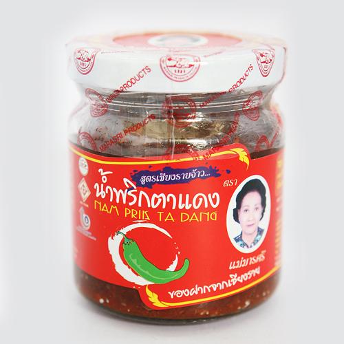น้ำพริกตาแดง (200 กรัม)