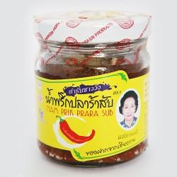 น้ำพริกปลาร้าสับ (200 กรัม)