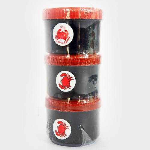 น้ำปู๋ กระปุกเล็ก (75 กรัม)  2 กระปุก