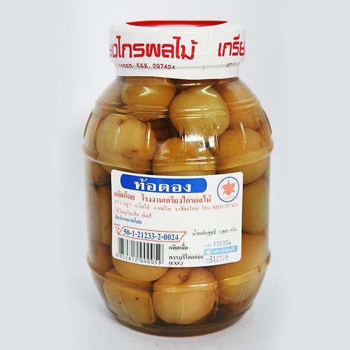 ท้อดอง (1,000 กรัม)
