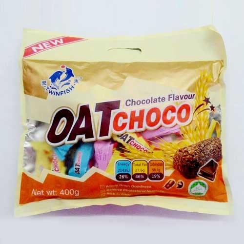 ขนมเวเฟอร์ OAT Choco รส ช็อคโกแลต (400 กรัม)