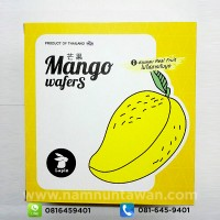Mango Wafers by Lapin (80 gram)