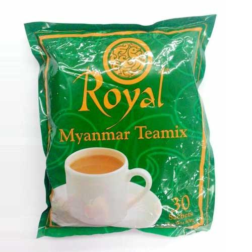 ชา Royal Myanmar Teamix (600 กรัม)