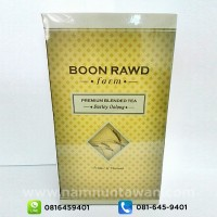 Boon Rawd Premium Barley  Oolong Tea (50 ..