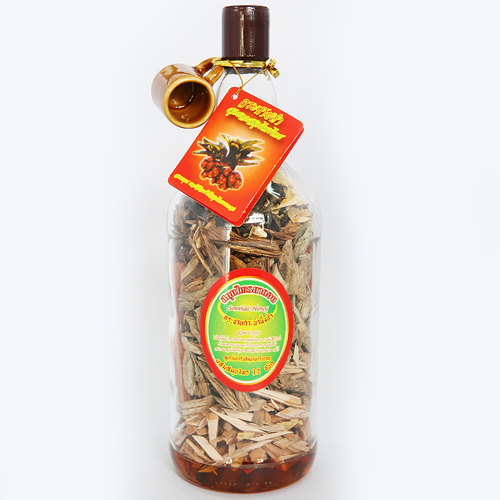 ยาดองสมุนไพร กระชายดำ-น้ำผึ้งป่า (1,250 กรัม)