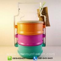 Food Carrier 3 pcs. (400 gram)