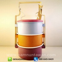 Food Carrier 3 pcs. (450 gram)