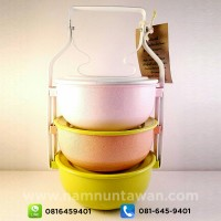 Food Carrier 3 pcs. (600 gram)