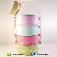 Food Carrier 4 pcs. (750 gram)