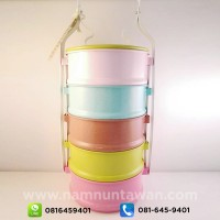 Food Carrier 5 pcs. (800 gram)
